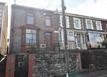 Thumbnail 3 bed end terrace house for sale in Nantgwyn Street, Tonypandy
