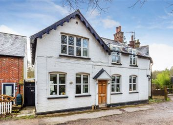 Thumbnail 4 bed semi-detached house for sale in Orchard Cottages, Horsham Road, Holmwood, Dorking