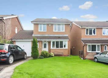 Thumbnail 3 bed detached house for sale in 27 Johnson Close, Carnforth