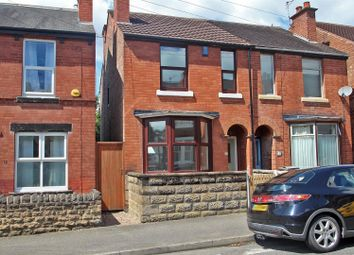 Thumbnail 2 bed semi-detached house for sale in Haddon Street, Sherwood, Nottingham