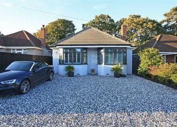 Thumbnail 3 bed detached bungalow for sale in Gordon Road, Pennington, Lymington, Hampshire