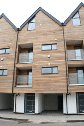 Thumbnail 3 bed town house to rent in Bayside, Fishermans Beach, Range Road, Hythe Kent