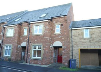 Thumbnail 4 bed terraced house to rent in The Lairage, Ponteland, Newcastle Upon Tyne