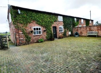 Thumbnail 2 bed semi-detached house to rent in Back Lane, Ashley, Altrincham