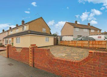 Thumbnail 5 bed end terrace house for sale in Holst Avenue, Laindon, Basildon