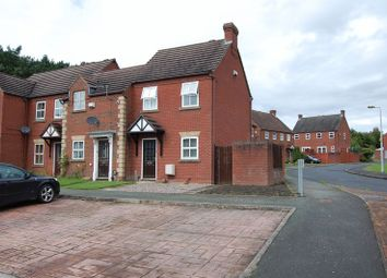 Thumbnail 2 bed terraced house to rent in Sheepwell Court, Ketley Bank, Telford, Shropshire.