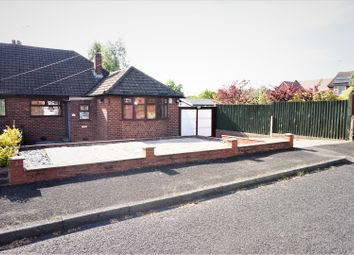 Thumbnail 2 bed semi-detached bungalow for sale in Hazelton Close, Bromsgrove