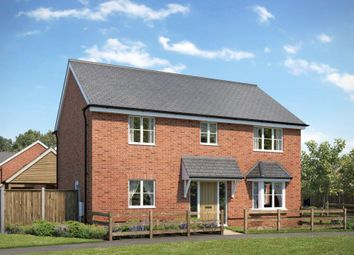 Thumbnail 4 bed detached house for sale in Bailey Close, Pewsey
