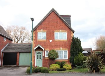 Thumbnail 5 bed detached house for sale in Firecrest Way, Nottingham