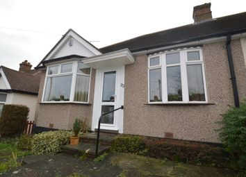 Thumbnail 2 bed terraced bungalow for sale in Irwin Avenue, Plumstead, London