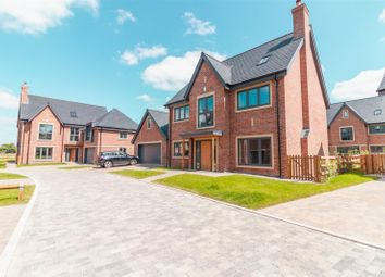 Thumbnail 5 bed detached house for sale in Dunnocksfold Road, Alsager, Stoke-On-Trent