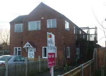 Thumbnail 3 bedroom flat for sale in Church Street, Briston, Melton Constable