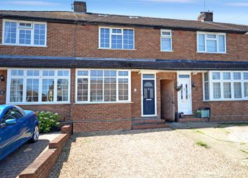 Thumbnail 3 bedroom terraced house for sale in Glemsford Drive, Harpenden