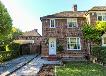 Thumbnail 3 bed end terrace house for sale in Groveside Road, London