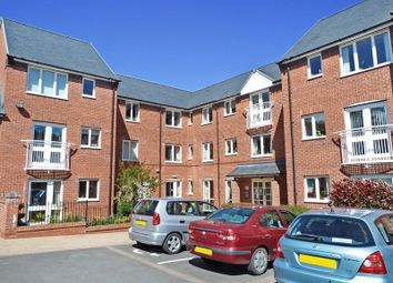 Thumbnail 1 bed flat for sale in Abraham Court, Oswestry