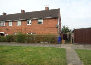 Thumbnail 3 bed semi-detached house to rent in Baker Crescent South, Stoke-On-Trent