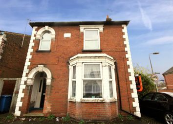 Thumbnail 3 bed flat to rent in Felixstowe Road, Ipswich, Suffolk