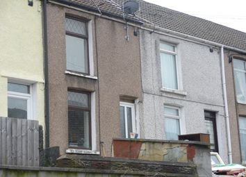Thumbnail 2 bed terraced house to rent in Oxford Street, Pontycymer, Bridgend