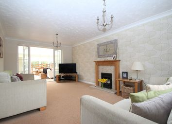 Thumbnail 4 bedroom detached house for sale in Crawford Lane, Kesgrave, Ipswich
