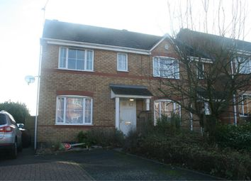 Thumbnail 3 bedroom end terrace house to rent in Furlong Road, Coventry, West Midlands