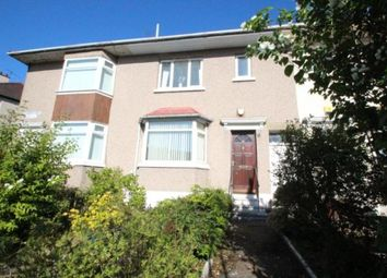 Thumbnail 2 bed terraced house for sale in Bannercross Avenue, Garrowhill, Glasgow, Lanarkshire