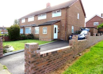 Thumbnail 4 bed semi-detached house for sale in Big Meadow Road, Upton, Wirral