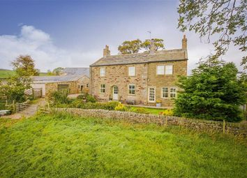 Thumbnail 6 bed farmhouse for sale in Knotts Lane, Tosside, Skipton