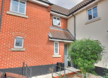 Thumbnail 3 bed terraced house for sale in Petersfield Close, Norwich