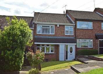 Thumbnail 3 bed terraced house for sale in Keble Close, Worcester