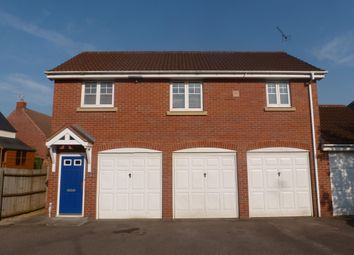 Thumbnail 1 bed property to rent in Narrow Hall Meadow, Chase Meadow Square, Warwick