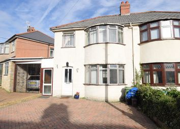 Thumbnail 3 bedroom semi-detached house for sale in Wayfield Crescent, Cwmbran