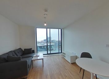 Thumbnail 1 bed flat for sale in 3 Pamona Strand, Manchester
