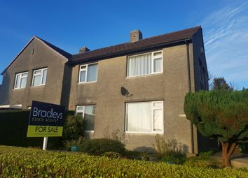 Thumbnail 3 bed semi-detached house for sale in Chaucer Way, Plymouth, Devon