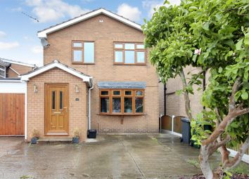 Thumbnail 3 bed detached house for sale in Common Lane, South Milford, Leeds