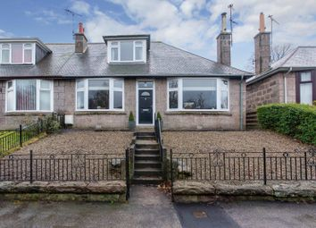 Thumbnail 3 bed semi-detached house for sale in Sunnyside Terrace, Aberdeen