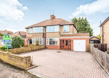 Thumbnail 3 bed semi-detached house for sale in Warren Drive North, Tolworth, Surbiton