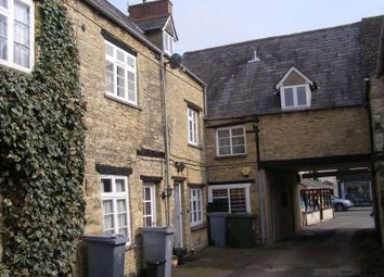 Thumbnail 2 bed terraced house to rent in Wesley Walk, High Street, Witney