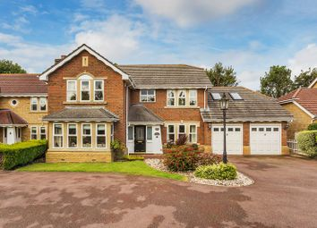 Thumbnail 5 bed detached house for sale in Sovereign Close, Purley