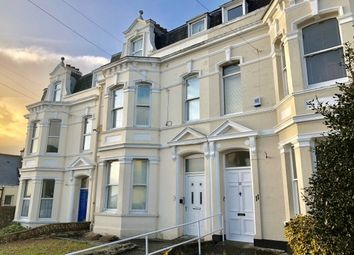 Thumbnail 2 bed maisonette to rent in Wilderness Road, Mutley, Plymouth