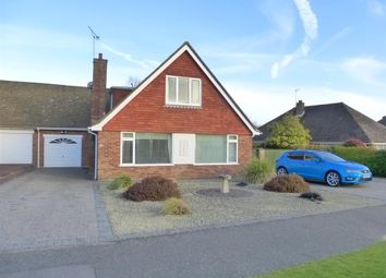 Thumbnail 4 bed detached bungalow for sale in The Gorseway, Bexhill-On-Sea