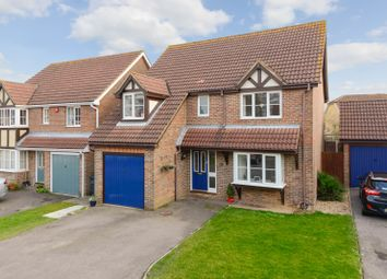 Thumbnail 4 bed detached house for sale in Saw Lodge Field, Park Farm, Ashford