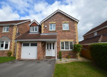 Thumbnail 4 bed detached house for sale in Lismore Close, Rothwell, Leeds, West Yorkshire