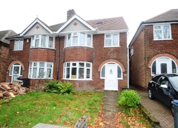 Thumbnail 6 bedroom semi-detached house for sale in Beaufort Avenue, Hodge Hill, Birmingham