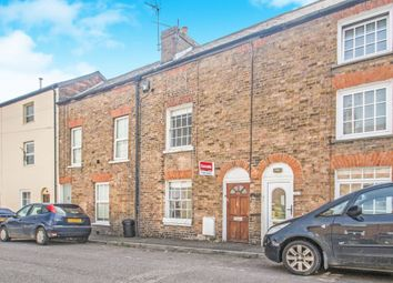 Thumbnail 3 bed terraced house for sale in Westgate Street, Taunton