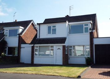 Thumbnail 4 bed link-detached house for sale in Caldy Road, Handforth, Wilmslow, Cheshire