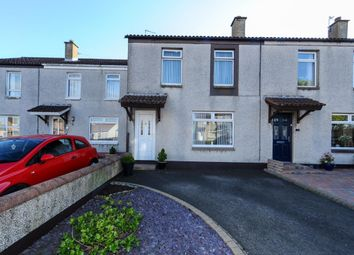 Thumbnail 3 bed terraced house for sale in Abbot Gardens, Newtownards
