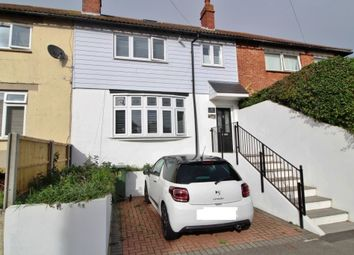 Thumbnail 3 bedroom terraced house for sale in Hythe Road, Cosham, Portsmouth