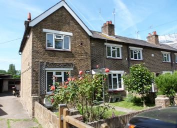 Thumbnail 3 bed terraced house for sale in Moor Lane, Staines