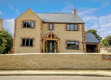 Thumbnail 4 bed detached house for sale in Sevenhampton, Swindon