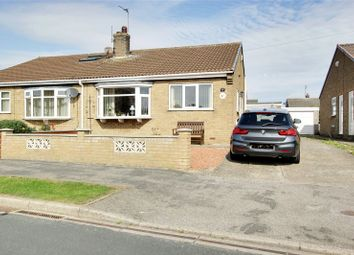 Thumbnail 2 bed bungalow for sale in Queens Mead, Aldbrough, Hull, East Yorkshire